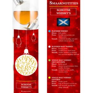 4 Stuks Hoogwaardige Schotse Whisky